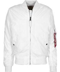 Alpha Industries Ma-1 Tt veste white