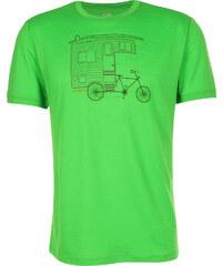Icebreaker Tech Lite Crewe Graphic t-shirt mérinos balsam