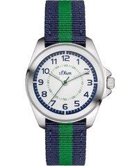 S.Oliver RED LABEL Armbanduhr SO 3132 LQ