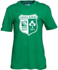 Canterbury Herren IRFU Ireland Shield IRFU Ireland T-Shirt Grün