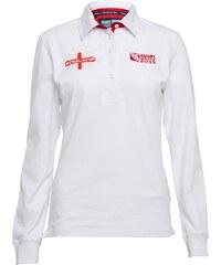 Rugby World Cup Damen England Rugby Hemd Weiß
