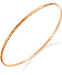 Meucci Skládací růžový náramek z chirurgické oceli