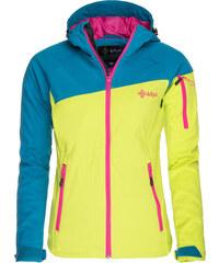 Lyžařská softshellová bunda dámská Kilpi SAFIRA TRQ