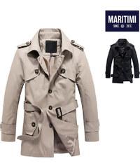 Maritimi Trench-coat avec ceinture