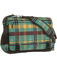 ceevee® Messenger Bag, »Manchester caro petrol«