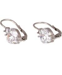a-diamond.eu jewels s.r.o. (CZ) Náušnice stříbrné srdíčka sna94