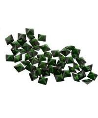 Zelené kubické zirkony dr150