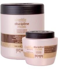 Echosline SELIAR Discipline Mask – uhlazující maska proti krepatění nepoddajných vlasů 1000ml