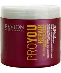 Revlon Professional PROYOU Repair Mask - rekonstrukční a revitalizační maska pro narušené vlasy 500ml