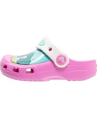 Crocs FROZEN FEVER Pantolette flach party pink/oyster
