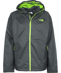 The North Face Sequence veste imperméable asphalt grey/green