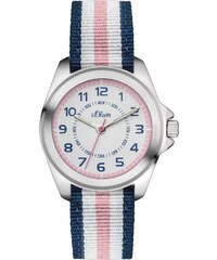S.Oliver RED LABEL Armbanduhr SO 3133 LQ