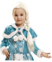 Dětská paruka Ledová královna