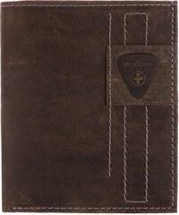 Strellson Sportswear RICHMOND Geldbörse dark brown