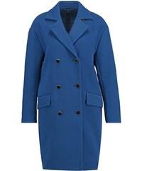 Bruuns Bazaar THEES Wollmantel / klassischer Mantel petrol