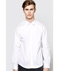 BOOHOO Formální bílá košile