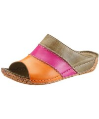 Pantolette Hush Puppies bunt 36,37,38,39,40,41,42,43,44,45