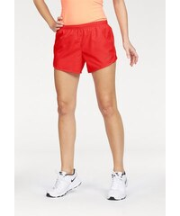 Nike MODERN EMBOSSED TEMPO SHORT Laufshorts rot L (40),M (38),S (36),XL (42)