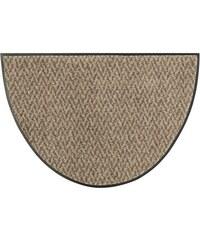 Fußmatte wash & dry braun ca. 50/75 cm,ca. 60/85 cm