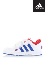 adidas PERFORMANCE Dětské bílé tenisky ADIDAS LK Spider-Man CF I