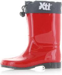 Dětské červené gumové holínky XTI 53437