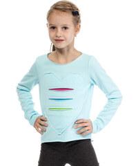 KIDIN Dětské světle modré tričko KI004