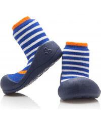 Dětské modré boty Attipas Ringle