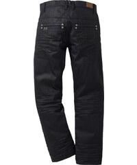 RAINBOW Jean, Longueur (pouces) 34 noir homme - bonprix