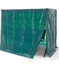 bpc living Housse de protection pour balancelle Jana vert maison - bonprix