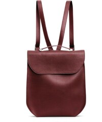 Gretchen Calla Backpack - Burgundy Red