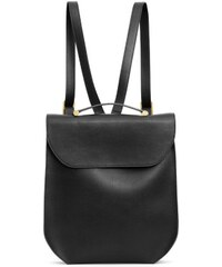 Gretchen Calla Backpack - Midnight Black/Gold