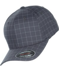 Flexfit Square Check Cap dark grey/grey