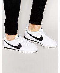 Nike - Cortez 749571-100 - Baskets en cuir - Blanc