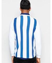 Rascals - Langärmliges Shirt mit Streifenmuster auf der Rückseite - Weiß
