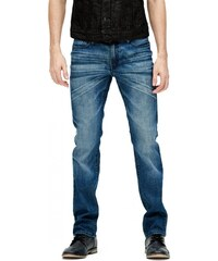 GUESS GUESS McCrae Ultra-Slim Jeans in Medium Wash - medium wash 30 inseams