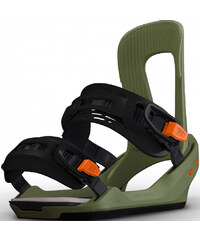 Switchback Jaeger Bailey fixation green