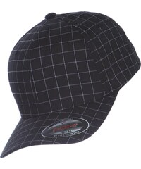 Flexfit Square Check Cap black/white