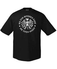 Warner Music Shirts 'Die Toten Hosen 'Adler Classic Style' Herren Shirts/ T-Shirts