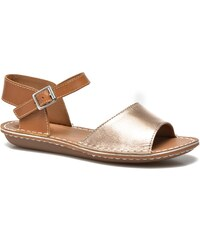 SALE - 30% - Clarks - Tustin Sinitta - Sandalen für Damen / gold/bronze