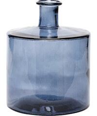 Hübsch Skleněná váza Ava