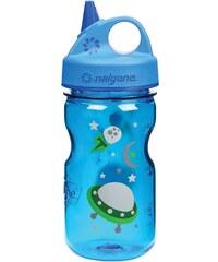 Nalgene Grip-n-Gulp Bottle Blue Space 350 ml