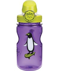 Nalgene OTF Kids Bottle Puple Penguin 350 ml