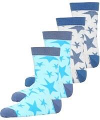 Melton 2 PACK Socken blue