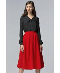 Nife Červená sukně SP27
