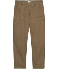 GANT Rugger Pantalon Chino En Toile - Army Green