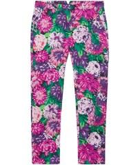 GANT Pantalon Chino Court à Imprimé Floridien - Pink