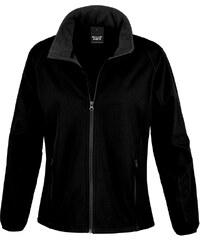 Dámská softshellová bunda - Černá XS