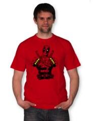 PANDEMIC Pánské seriálové tričko Deadpool: Deadcool