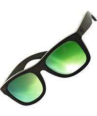 Wood Fellas Jalo Mirror lunettes de soleil brown/green