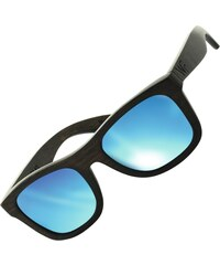 Wood Fellas Jalo Mirror lunettes de soleil brown/blue